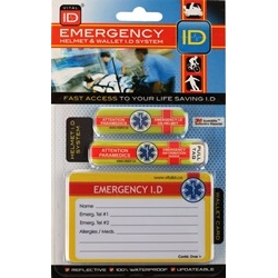 Image: SAFETY STORE AUSTRALIA EMERGENCY HELMET ID SYSTEM