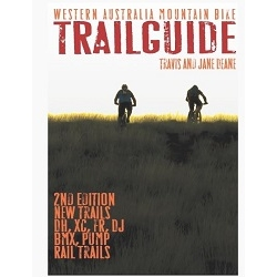 Image: MISC MTB TRAIL GUIDE WA 2ND EDITION