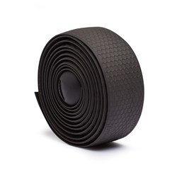 Image: FABRIC SILICONE BAR TAPE BLACK