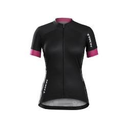Image: BONTRAGER ANARA JERSEY LADIES TREK HONEYCOMB XSMALL