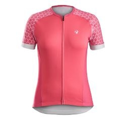 Image: BONTRAGER SONIC JERSEY LADIES SORBET XSMALL