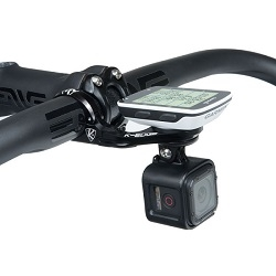 Image: K-EDGE AERO GARMIN / CAMERA COMBO MOUNT V2 BLACK