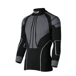 Image: BBB THERMOLAYER MAN BUW-12 LONGSLEEVE BLACK XS/SM