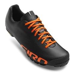 Image: GIRO EMPIRE VR90 MTB SHOE BLACK / GLOWING RED 45