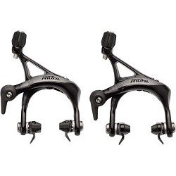 Image: SRAM RIVAL 22 BRAKE CALIPER SET BLACK