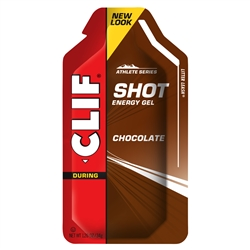 Image: CLIF SHOT GEL CHOCOLATE