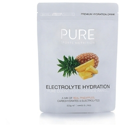 Image: PURE ELECTROLYTE HYDRATION 500G