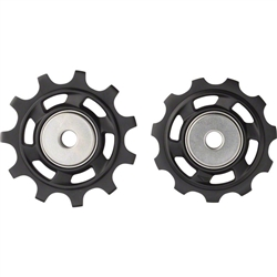 Image: SHIMANO XTR RD-M9000 / M9050 PULLEY WHEELSET