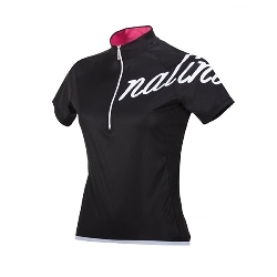 Image: NALINI JERSEY CHIANI LADIES BLACK MEDIUM