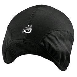 Image: SEALSKINZ WINDPROOF SKULL CAP BLACK L/XL