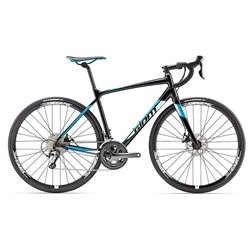 Image: GIANT CONTEND SL 2 DISC 2017 BLACK LARGE
