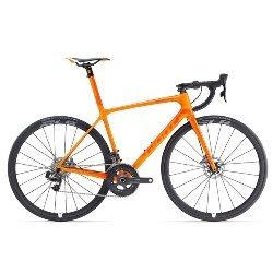 Image: GIANT TCR ADVANCED SL DISC 2018