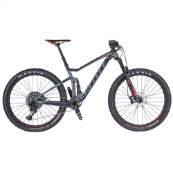 Image: SCOTT SPARK 720 2018 BLACK / GREY LARGE