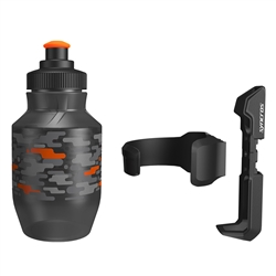 Image: SYNCROS KIDS BOTTLE AND CAGE BLACK