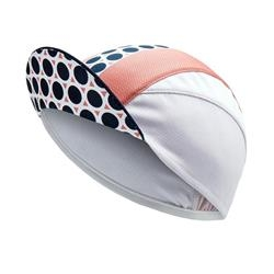 Image: CHAPEAU! LIGHTWEIGHT CYCLE CAP GEO POLKA LADIES