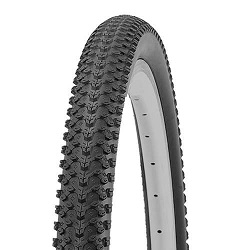 Image: ROCKET TYRE 16 INCH KNOBBY BLACK