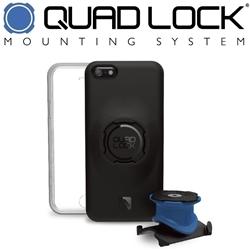 Image: QUAD LOCK QUAD LOCK BIKE KIT IPHONE 7