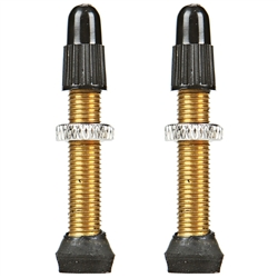 Image: GENERIC NO TUBES VALVES PAIR 44MM