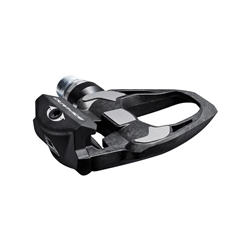 Image: SHIMANO DURA-ACE PD-R9100 SPD-SL PEDALS 4MM LONGER AXLE
