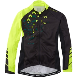 Image: MADISON SPORTIVE LONG SLEEVE THERMAL ROUBAIX JERSEY LADIES