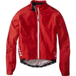 Image: MADISON SPORTIVE HI-VIZ WATERPROOF JACKET MENS