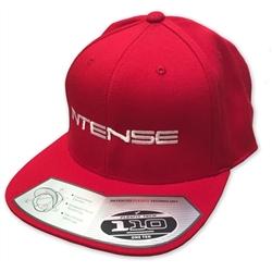 Image: INTENSE INTENSE LOGO CAP RED