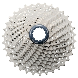 Image: SHIMANO CS-HG800 CASSETTE (ROAD USE WILL REQ. 1.85MM SPACER)