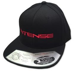 Image: INTENSE INTENSE LOGO CAP BLACK