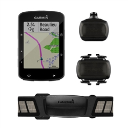 Image: GARMIN EDGE 520 PLUS SENSOR BUNDLE