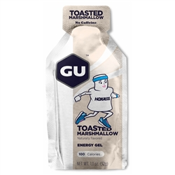 Image: GU ENERGY GEL TOASTED MARSHMALLOW