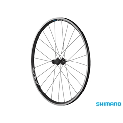 Image: SHIMANO WH-RS100 REAR WHEEL BLACK