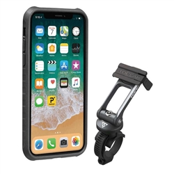 Image: TOPEAK RIDECASE IPHONE X/XS WITH MOUNT