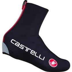 Image: CASTELLI DILUVIO C 16 WINTER SHOECOVER 4517525 BLACK L/XL