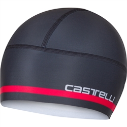 Image: CASTELLI ARRIVO 2 THERMO SKULLY CAP 4517530 ANTHRACITE ONE SIZE