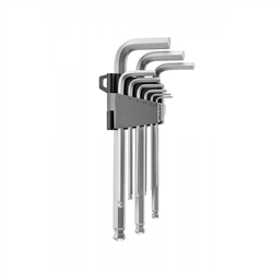Image: GIANT TOOL SHED BALL END HEX WRENCH SET PRO