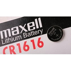 Image: MAXELL BATTERY CR1616