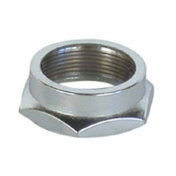 Image: GENERIC HEADSET LOCK NUT 22.2MM CHROME