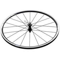 Image: SHIMANO WH-R501 FRONT WHEEL BLACK