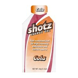 Image: SHOTZ ENERGY GEL COLA