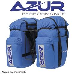 Image: AZUR COMMUTER REAR PANNIERS BLUE