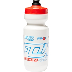 Image: FOX HEAD SPEED DIVISION PURIST BOTTLE 22OZ WHITE