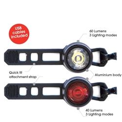Image: AZUR CYCLOPS USB LIGHT SET