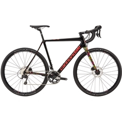 Image: CANNONDALE SUPERX 105 2017 WOW MULTICOLOUR / BLACK 54CM