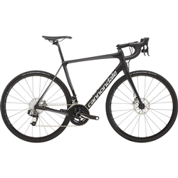 Image: CANNONDALE SYNAPSE CARBON DISC RED ETAP 2018 JET BLACK / CHARCOAL / SILVER 54 CM