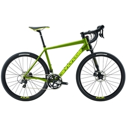 Image: CANNONDALE SLATE 105 2018 GREEN MEDIUM