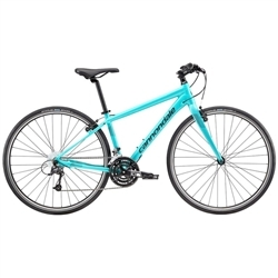 Image: CANNONDALE QUICK 4 WOMENS 2018 TURQUOISE SMALL