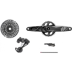 Image: SRAM GX EAGLE GXP NON BOOST 170MM GROUPSET