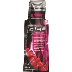 Image: ENDURA NUTRITION SPORTS ENERGY GEL RASPBERRY