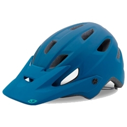 Image: GIRO CARTELLE MIPS HELMET MATT BLUE / TEAL MEDIUM