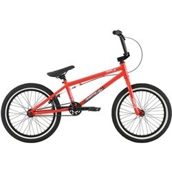 Image: HARO DOWNTOWN 18 INCH 2018 RED